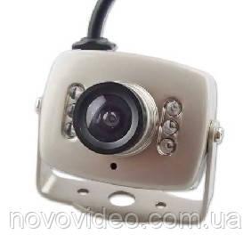Мини камера наблюдения 208 c  - Нововидео в Харькове