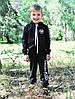 Детский спортивный костюм двунитка Philipp Plein (Филипп Плейн)