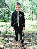 Детский спортивный костюм двунитка Philipp Plein (Филипп Плейн) , фото 1