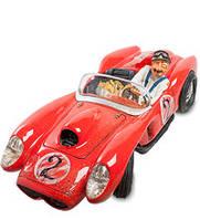 """Коллекционная сувенирная модель автомобиля """"The Fireball. Forchino"""", ручная работа FO 85081"""