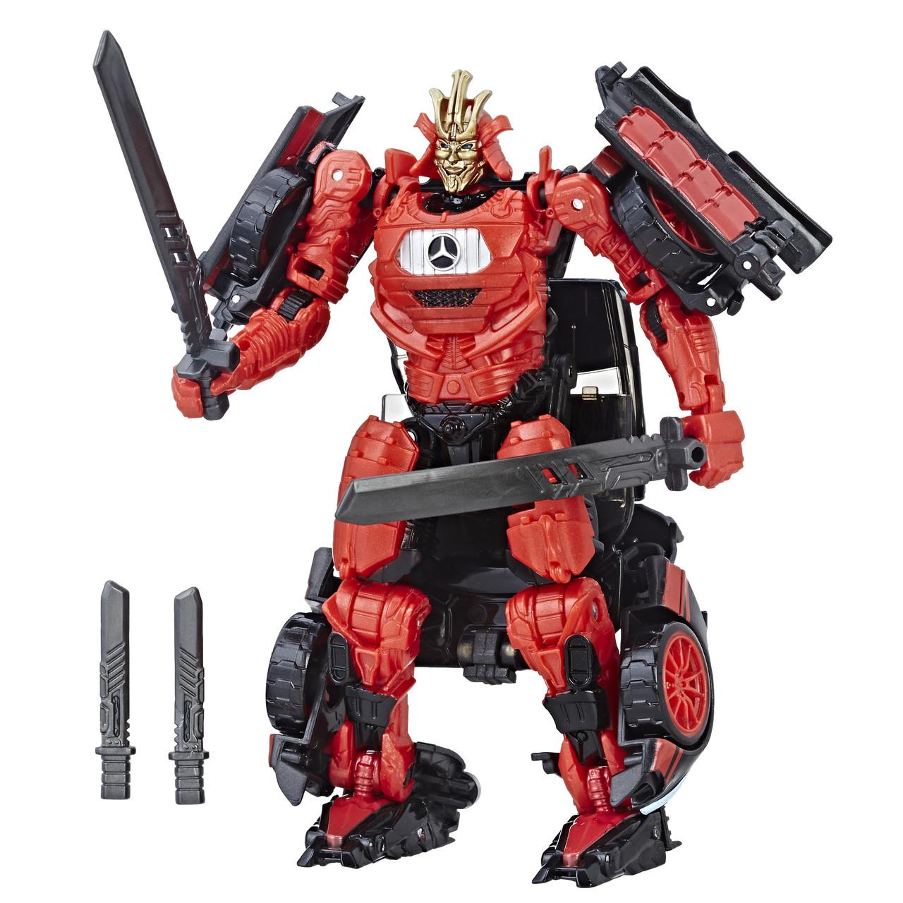 Transformers 5 Делюкс Autobot Drift  Останній рицарь (Трансформер 5 Последний рыцарь Делюкс Автобот Дрифт)