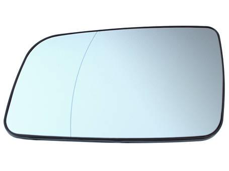 Вкладыш зеркала с подогревом  L Opel Astra G II 2 98-, фото 2