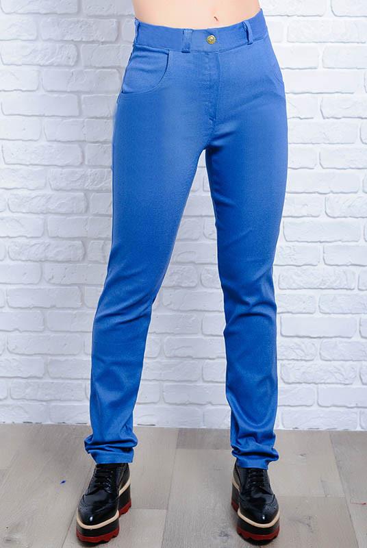 Женские голубые джинсы -Мексика-