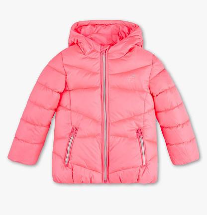 Яркая и красивая осенняя куртка для девочки 3-4 года C&A Германия Размер 104