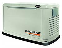 """Generac 6270 (5915) kW10 - газовый однофазный генератор на 10 кВт. Монтаж """"под ключ""""."""