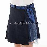 "Школьная юбка синий ""Моника"", фото 1"