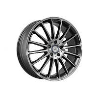 Литые диски Replica Mercedes (MR724) W8 R19 PCD5x112 ET45 DIA66.6 MBLP