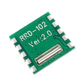 Модуль FM радио RDA5807M, фото 2