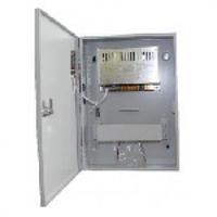 Импульсный блок бесперебойного питания PSU-1012-17 12V 10А, под АКБ 12V 17-20A, Metal Box