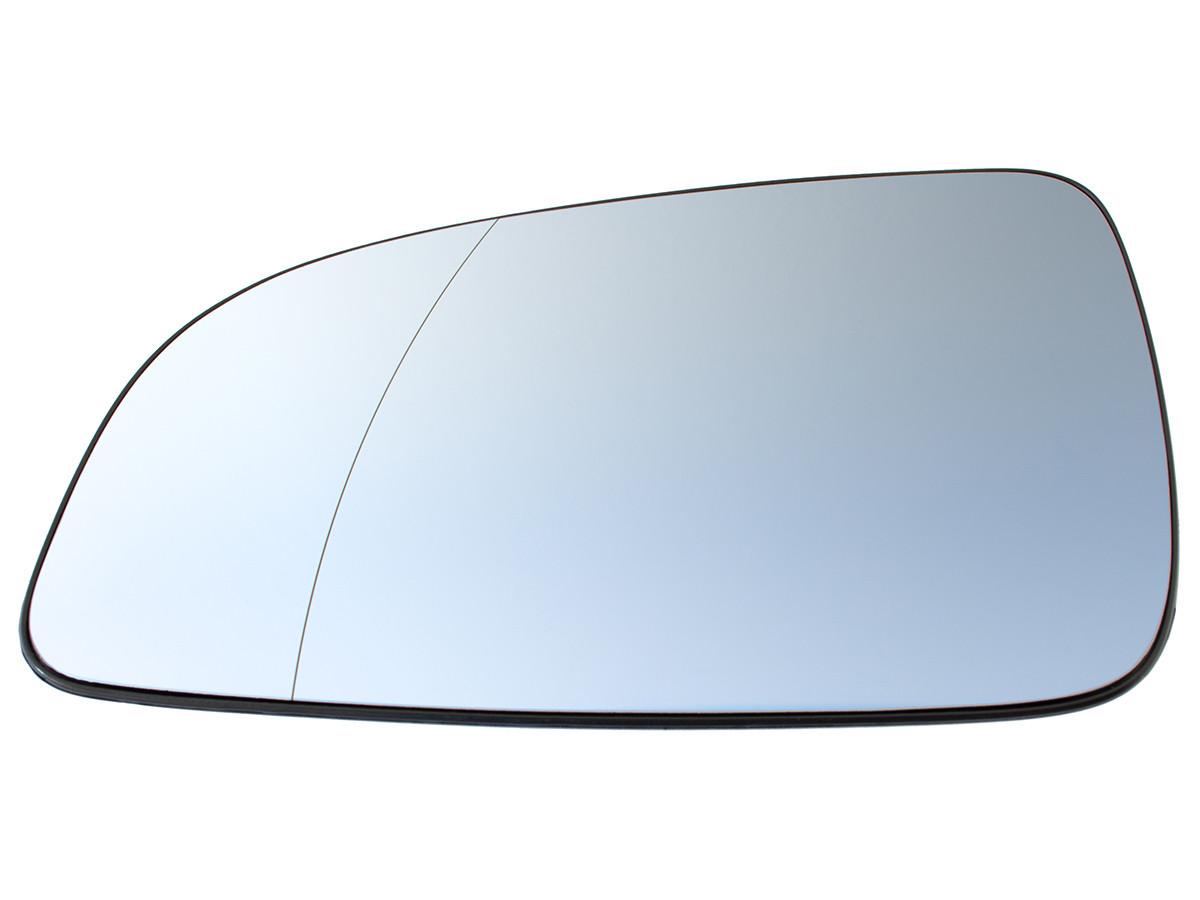 Вкладыш зеркала с подогревом  L Opel Astra III H 04-