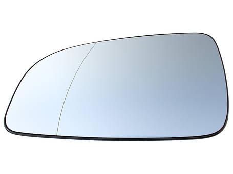 Вкладыш зеркала с подогревом  L Opel Astra III H 04-, фото 2