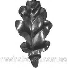 Листок дубовый 51.008 - кованый элемент