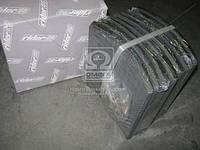 Накладка тормозная (комплект на ось) 410х200 станд. VOLVO F12,FH12,FL7,FL10 (RIDER) (арт. RD 19939STD), AEHZX