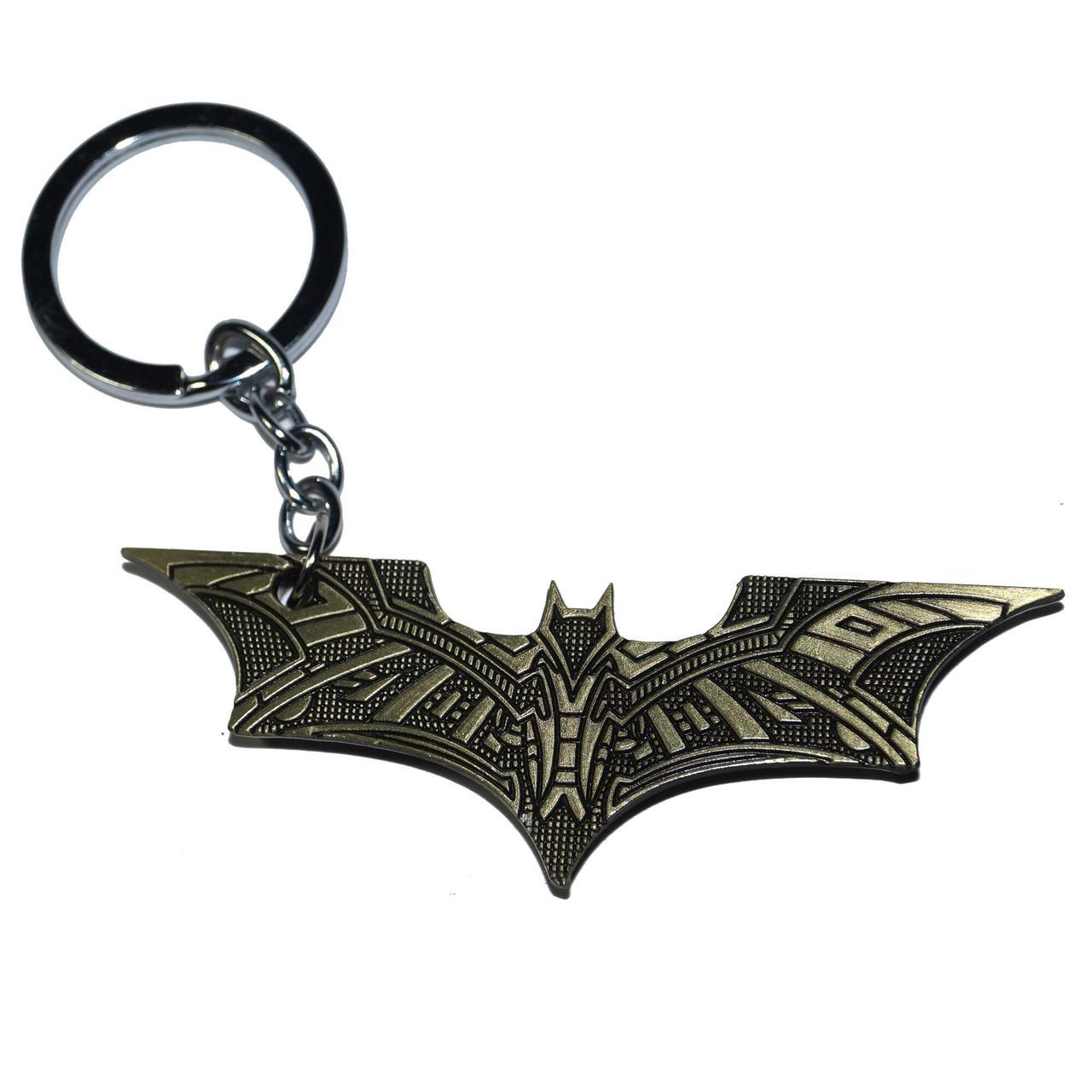 Брелок Бэтмен Batman эмблема BN10.013br