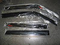 Ветровики, к-кт 4 шт. (пр-во Nissan), AFHZX
