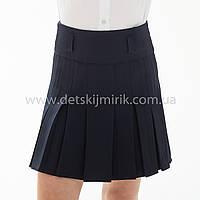 """Школьная юбка черная """"Римма"""", фото 1"""