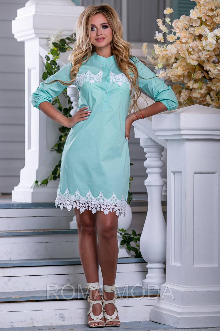 Платье-рубашка женское летнее SV 2668-69-70-71