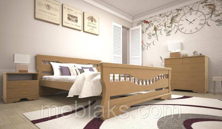 Кровать АТЛАНТ 10 90х190 ТИС, фото 2
