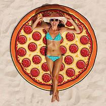 Podarki Пляжный Коврик Пицца
