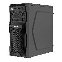 GreenVision GV-CS F01 USB 3.0 + Блок питания ATX 400W 12см - корпус компьютерный
