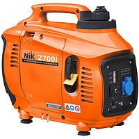 NIK 2700i inverter 2,5 кВт - портативный инверторный бензиновый генератор