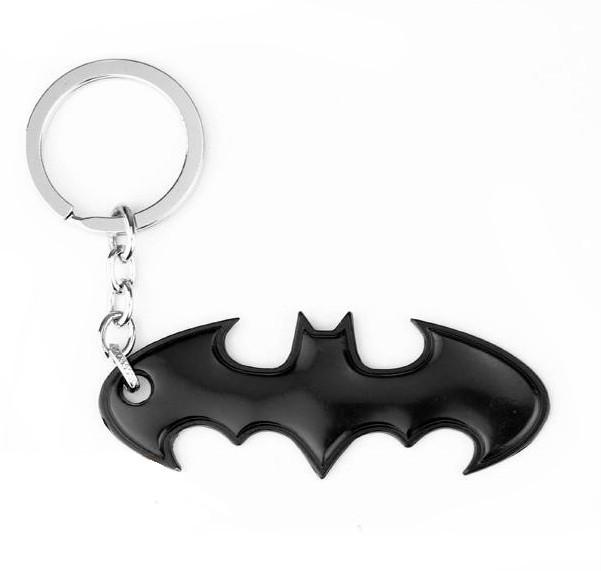 Брелок Бэтмен Batman летучая мышь логотип BN10.019