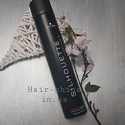 Лак для волос Schwarzkopf Silhouette Super Hold 750 ml