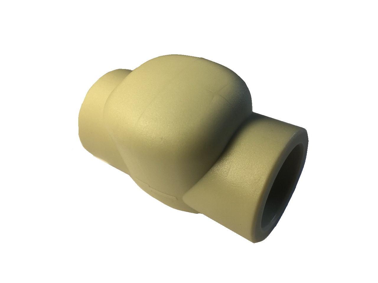 Лепестковый клапан ду25 полипропиленовый