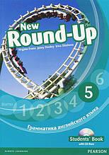 Round-Up NEW 5 Student's Book + CD-Rom
