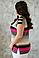 Майка с открытыми плечами ТАНЯ в 3х цветах, фото 5