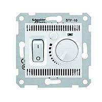 Теплый пол. Терморегулятор Schneider Electric Sedna SDN6000121