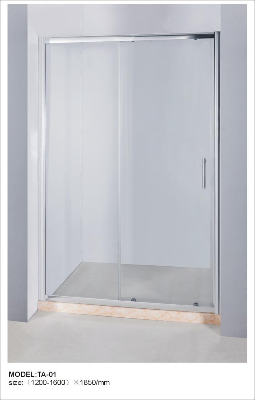 Дверь в нишу раздвижная 120*185см