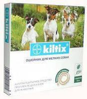 Ошейник Килтикс от блох и клещей для мелких пород собак 35 см  Bayer
