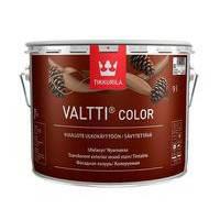 Лазурь Tikkurila Valtti Color EC бесцветный 9 л