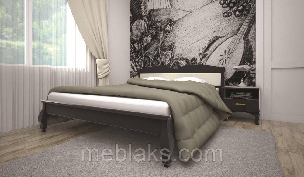 Кровать КОРОНА 3 90х190 ТИС