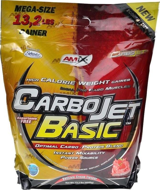 Углеводы Amix CarboJet Basic 6000 g
