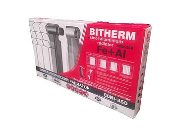 Радиатор биметалл 350 мм bitherm