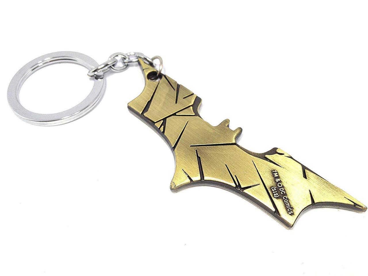 Брелок Бэтмен Batman эмблема трещины BN10.020br