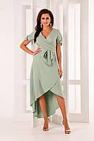 d08aaf501e3 Шифоновое платье с хвостом в Украине. Сравнить цены