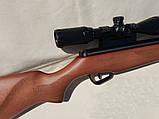 Гвинтівка пневматична Stoeger X20 Wood Stock Combo з оптичним прицілом, фото 3