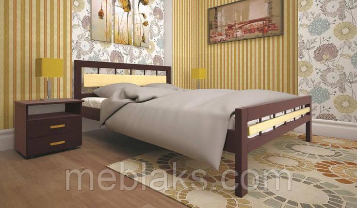 Кровать МОДЕРН 3 90х190 ТИС, фото 2