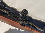 Гвинтівка пневматична Stoeger X20 Wood Stock Combo з оптичним прицілом, фото 10