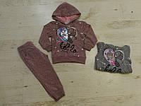 Трикотажный спортивный костюм-тройка на девочку оптом, Crossfire,6-36 рр, фото 1