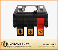 Пневматическая система пульт управления из кабины для гидравлики (трехсекционный) Appiah Hydraulics