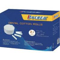 Хлопковые валики ватные стоматологические Dochem (Дочем) 2000шт