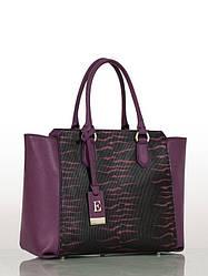 Брендовая сумка в 2х цветах ZK32-1063 ELEGANZZA