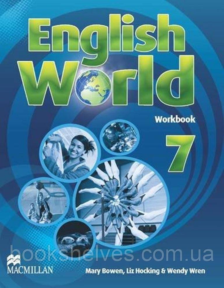 English World 7 WorkBook + CD-ROM