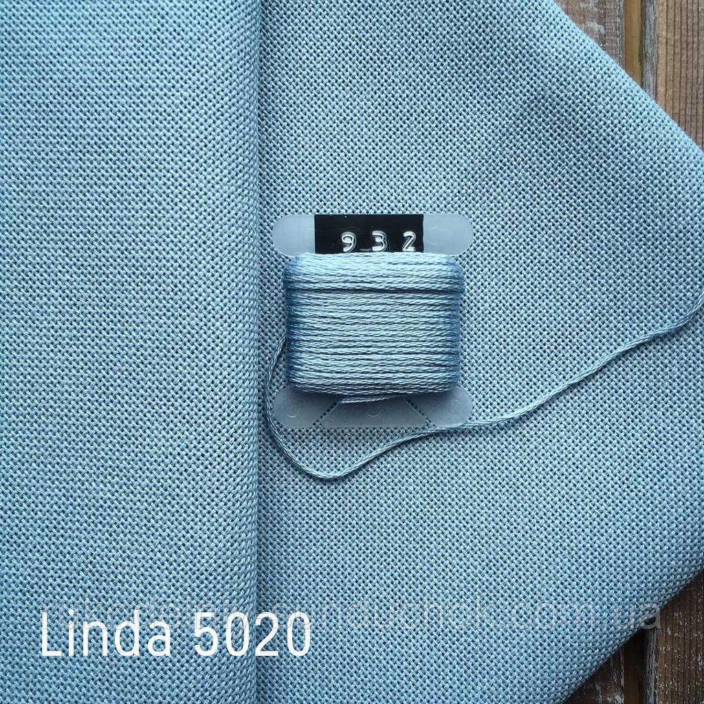 Тканина рівномірного переплетення Zweigart Linda 27 ct 1235/5020 (Лімітована серія!!!)