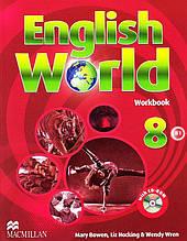 English World 8 WorkBook + CD-ROM
