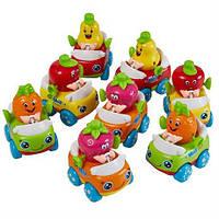 Игрушка Huile Toys Машинка Тутти-Фрутти (356A)